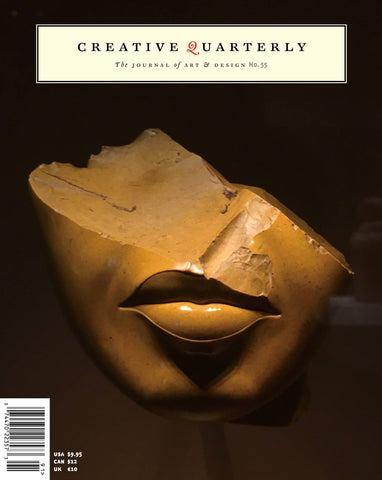 Creative Quarterly Issue 55