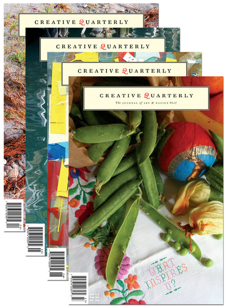 Creative Quarterly Print & Digital Subscription