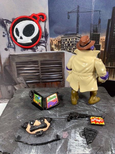 TMNT Disguise Donnie loose figure