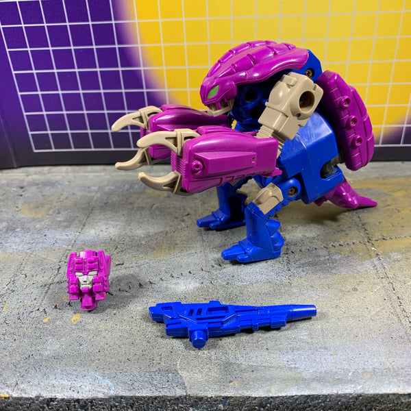 G1 Headmaster Squeezeplay & Lokos