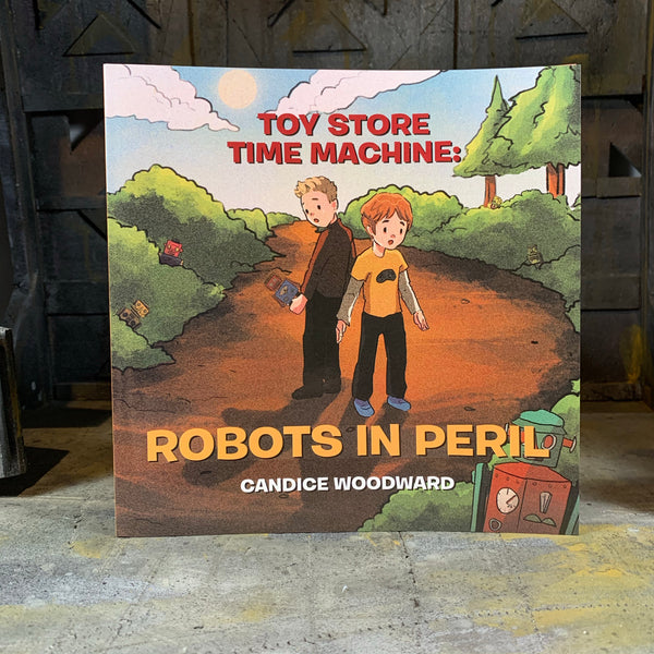 Toy Store Time Machine: Robot in Peril