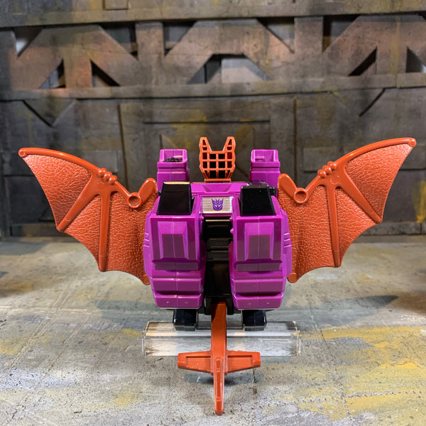Transformers G1 Head Master Mindwipe complete w/ Volrath
