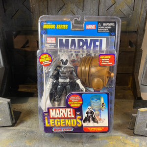 Toy Biz Marvel Legends Moon Knight from BAF Modok series
