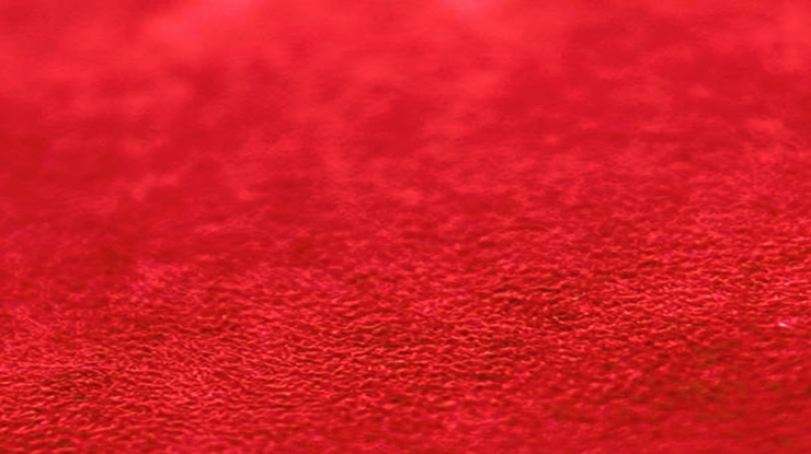 Red Microsuede Covers