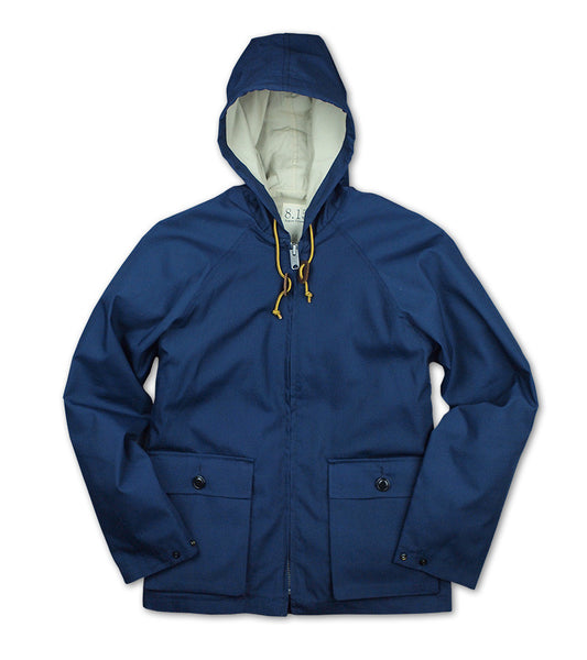 Oregonian Trail Parka <br/> Navy