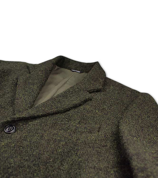 HARRIS TWEED WAGONER SPORT COAT<br/>Moss