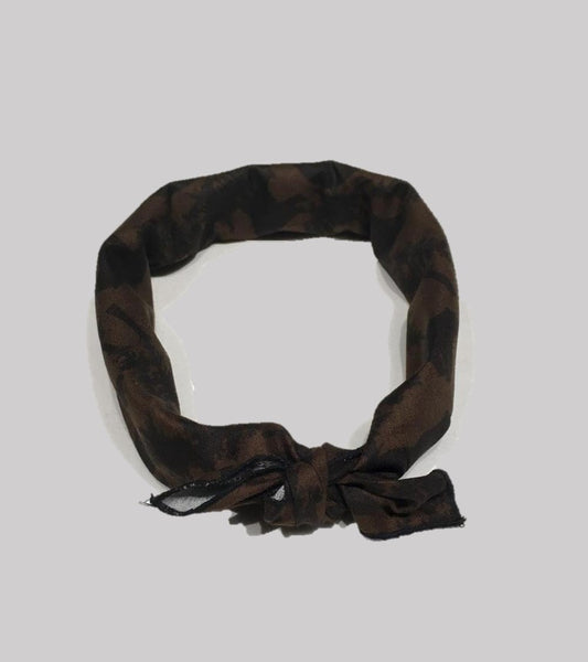 BANDANA <br/>  Brown Bear