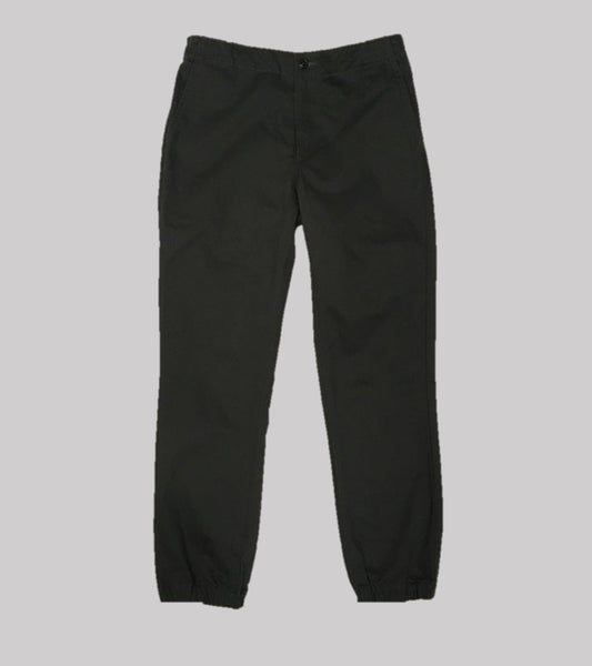 MOUNTAIN JOGGER PANT <br/> Broken Twill  - Charcoal