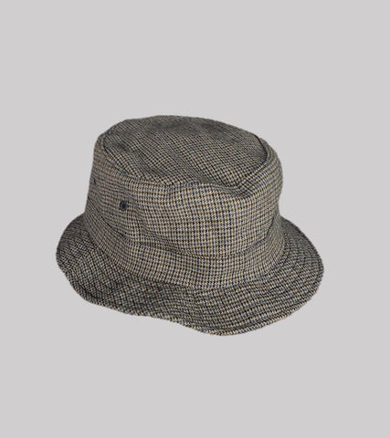 BUCKET HAT<br/> English Hunting Checks