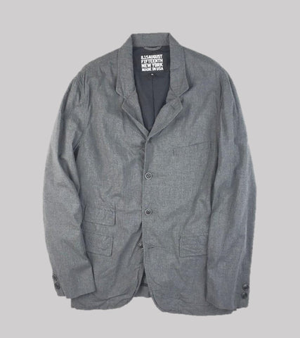 WORKSHOP SPORT COAT <br/> Cotton Grey
