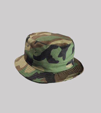 BUCKET HAT<br/> Mil-Spec Camouflage