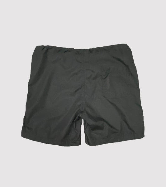 QUICK DRY POOLSIDE SHORT <BR/> BLACK