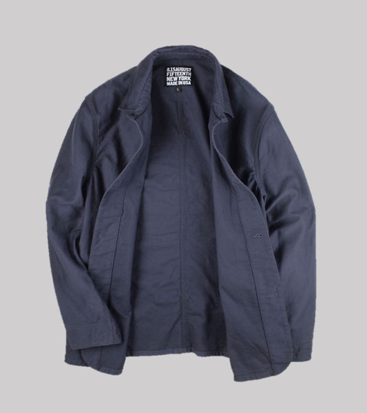 CHORE COAT <br/> Navy Army Cloth