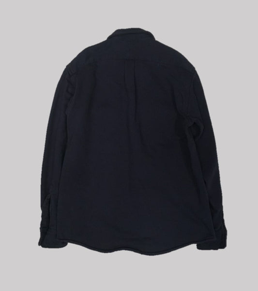 ZIP-UP SWEAT SHIRT  <br/> Navy