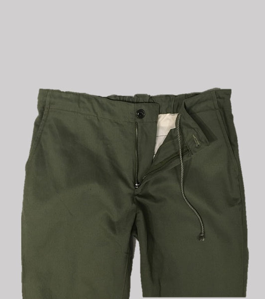 MOUNTAIN JOGGER PANT <br/> Broken Twill  - Sage