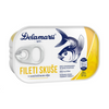 Delamaris Mackerel fillets in sunflower oil | Fileti skuše u suncokretovom ulju 125g