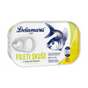 Delamaris Mackerel fillets with lemon | Fileti skuše s limunom 125g