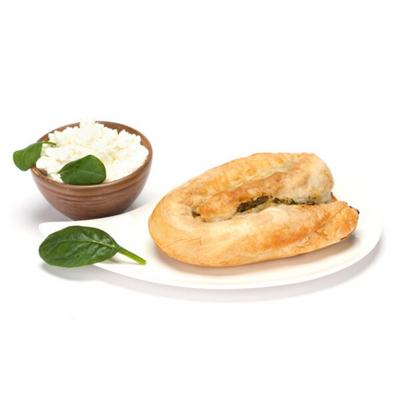 Pečjak Burek with cheese & spinach | Zeljanica 780g - Magaza Online