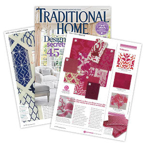 Traditional Home July-August 2014