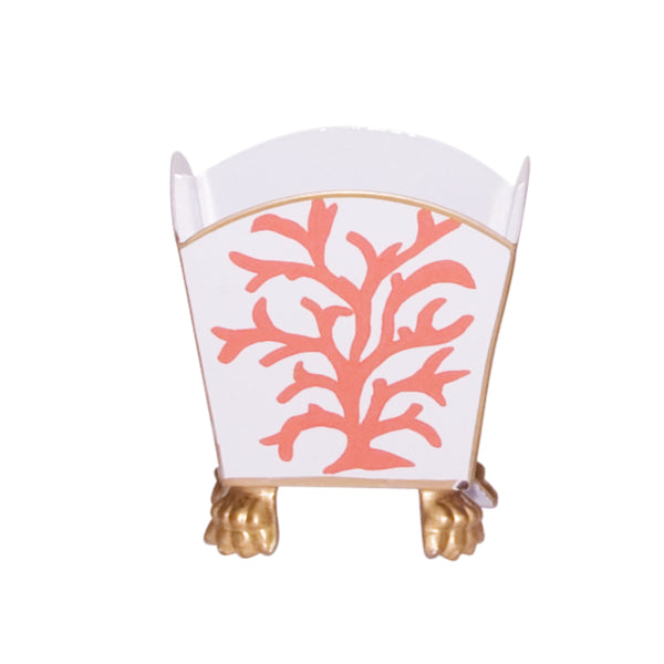 Coral Coral Cachepot/Small