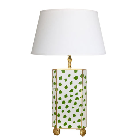 Fleck in Green Lamp, Small