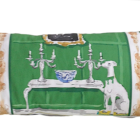 Green Dog Lumbar