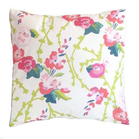 "Chintz   22"" Pillow"