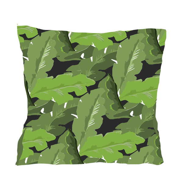 Palm Leaf  Pillow 22""