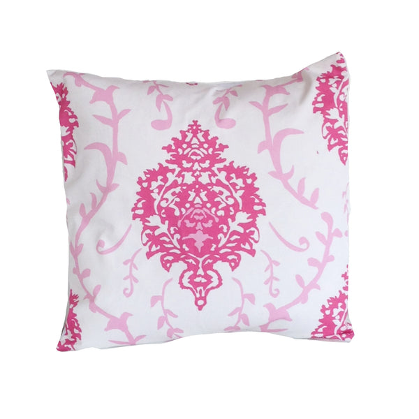 "Pink Venetto 22"" Pillow"