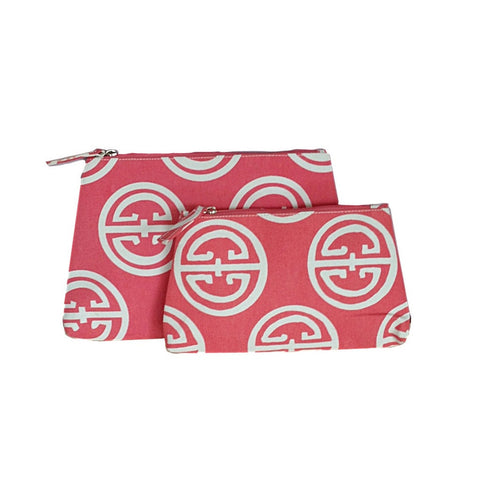 Pink Pavilion Travel Bag, Avail. in Small only