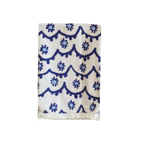 Santos Tea Towel in Blue