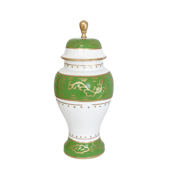 Jules in Green Ginger Jar, Small