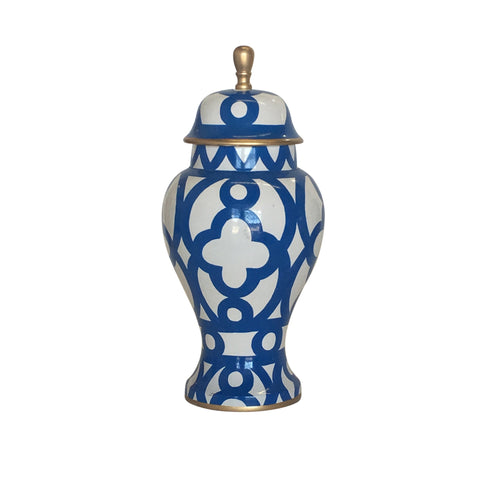 Ginger Jar, Small in Navy Ming