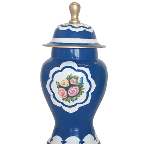 Waldorf in Blue Ginger Jar, Small