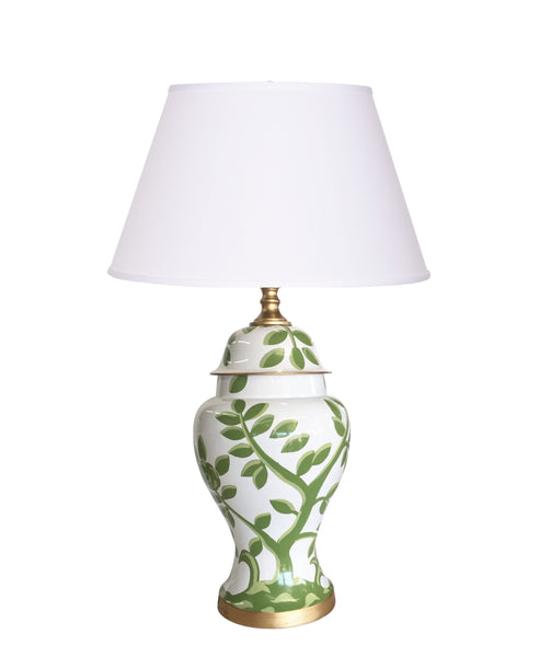 Cliveden in Green Lamp