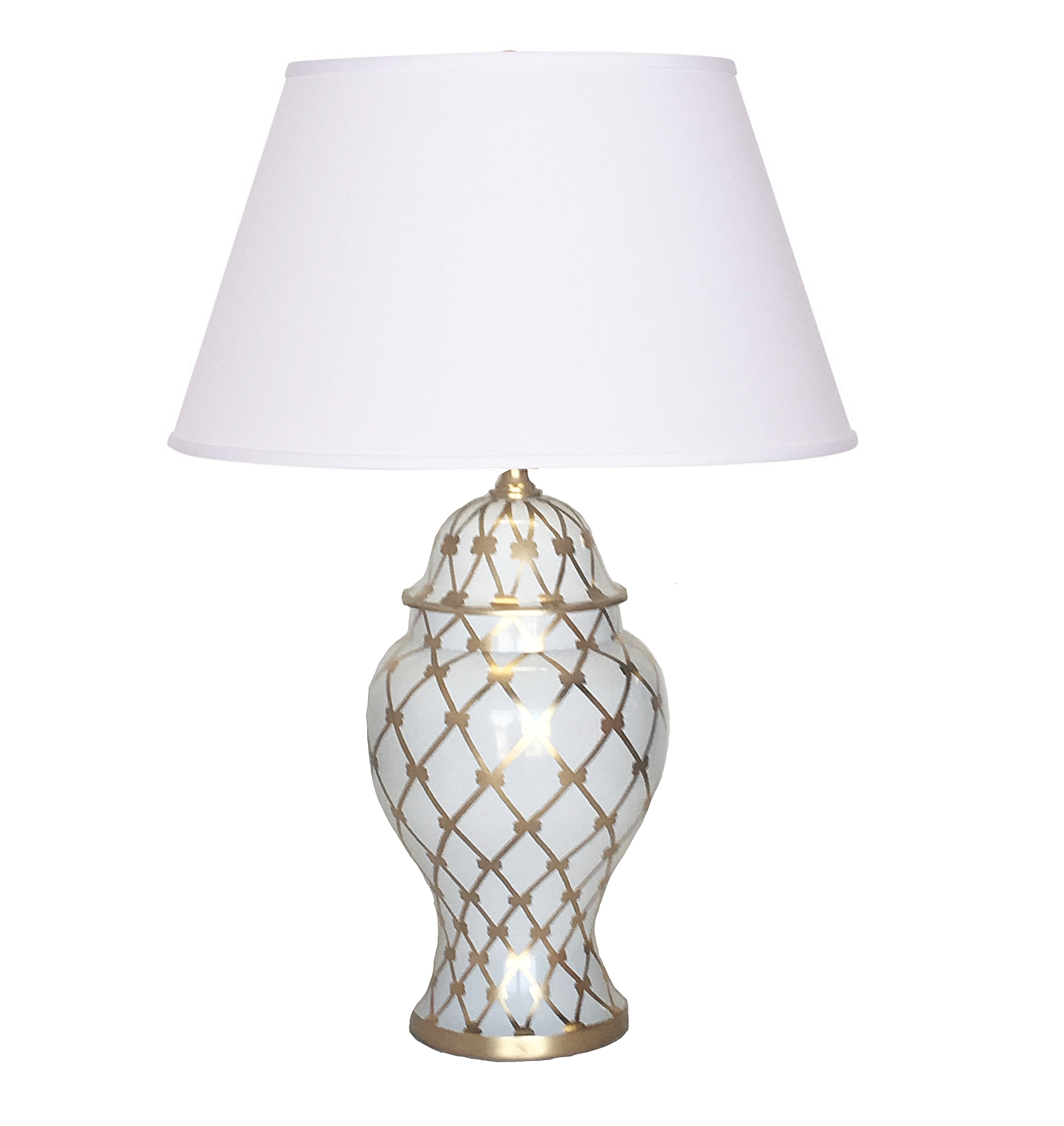 French Twist In Gold Table Lamp Dana Gibson