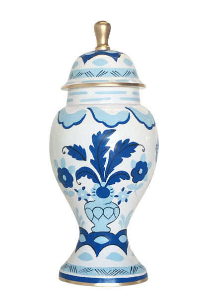 Sullivan in Blue Ginger Jar, Medium