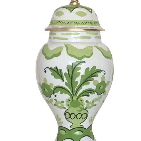 Sullivan in Green Ginger Jar, Medium