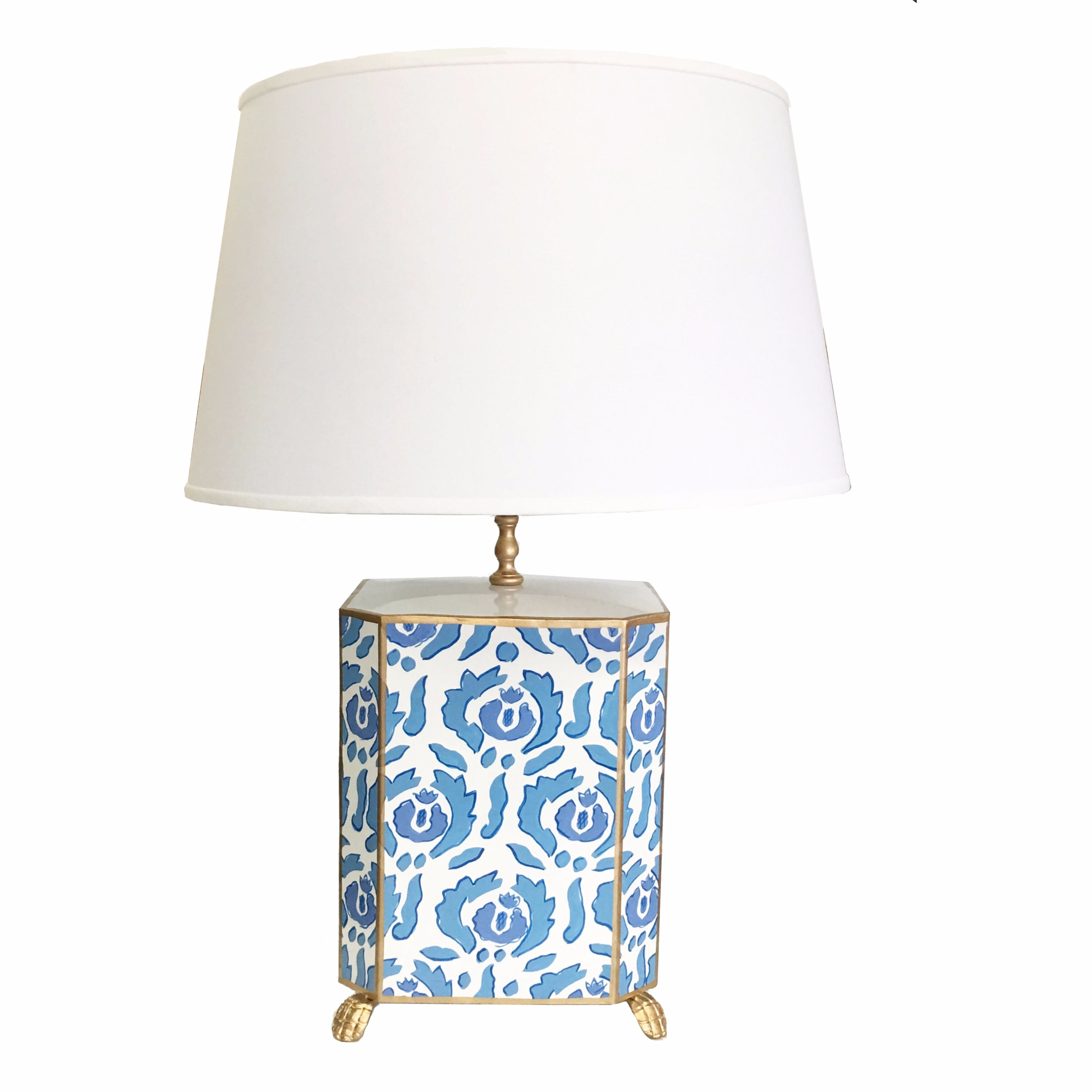 Beaufont Lamp in Blue