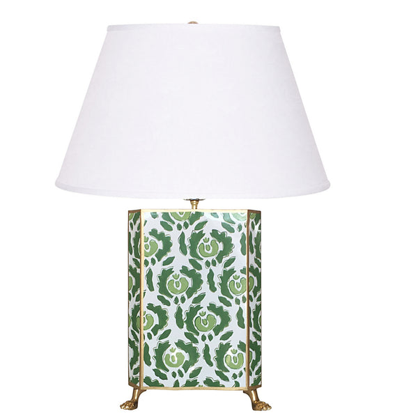 Beaufont in Green Lamp, Lrg