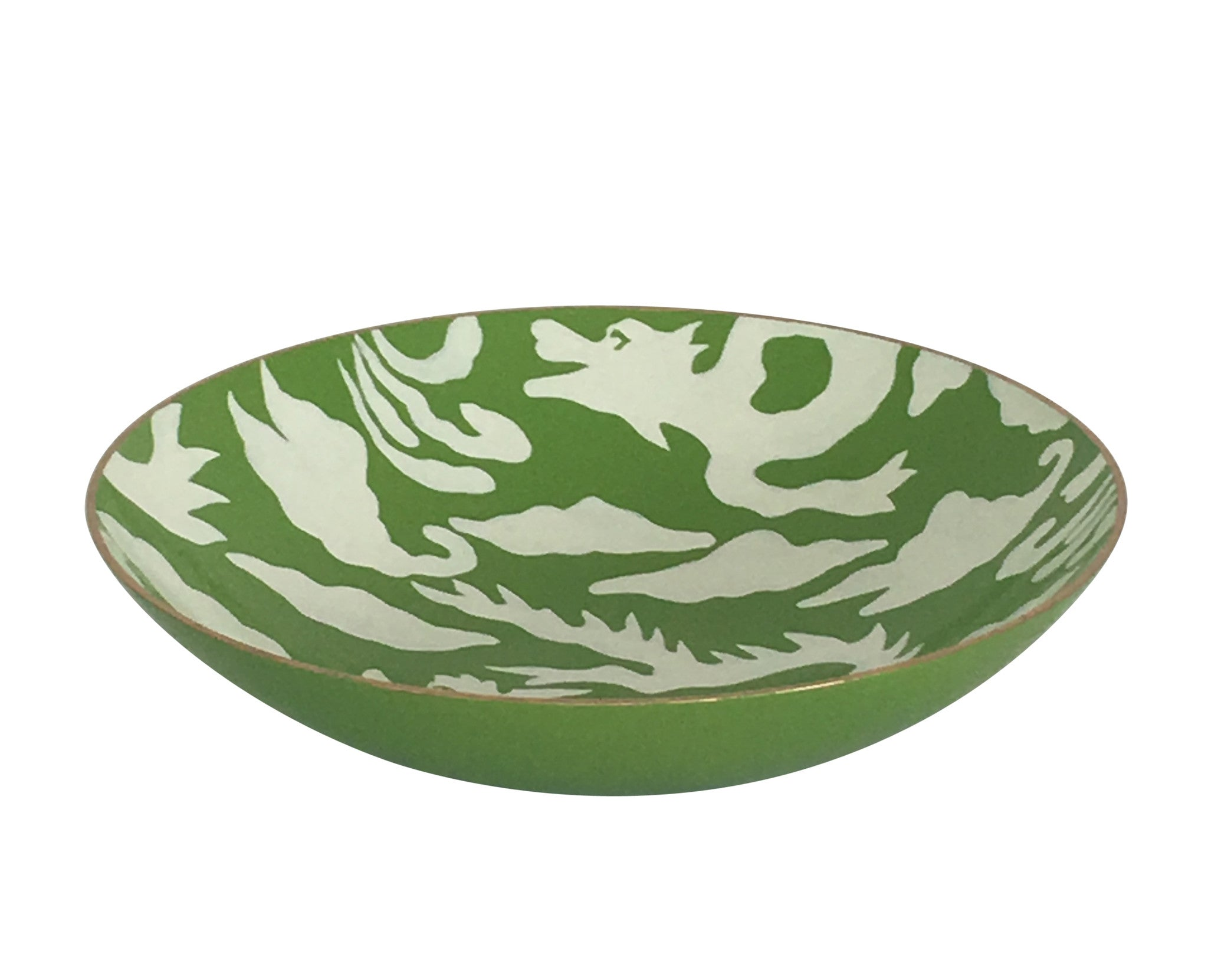 Green  Dragon Bowl, Medium