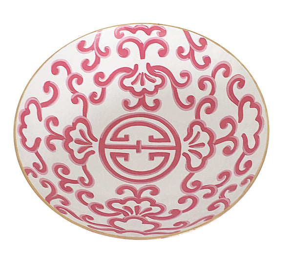 Pink Sultan Bowl, Large