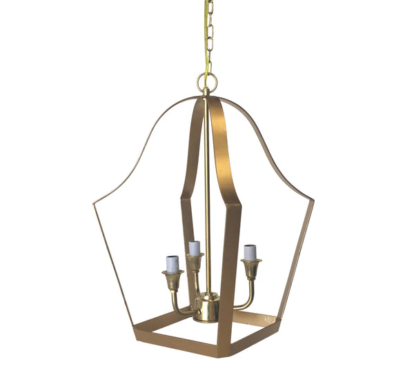 Josey Lantern in Gold,  Large