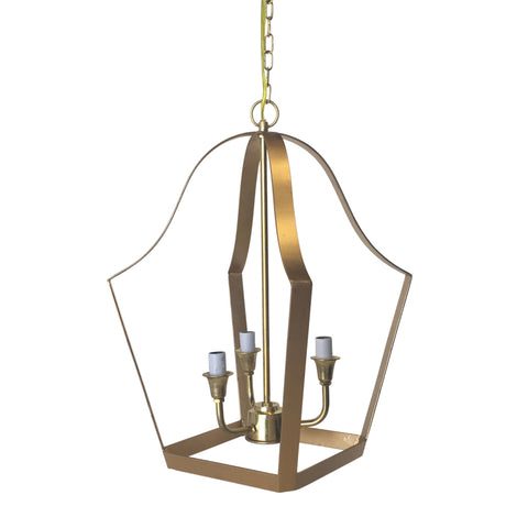 Josey Lantern in Gold, Small