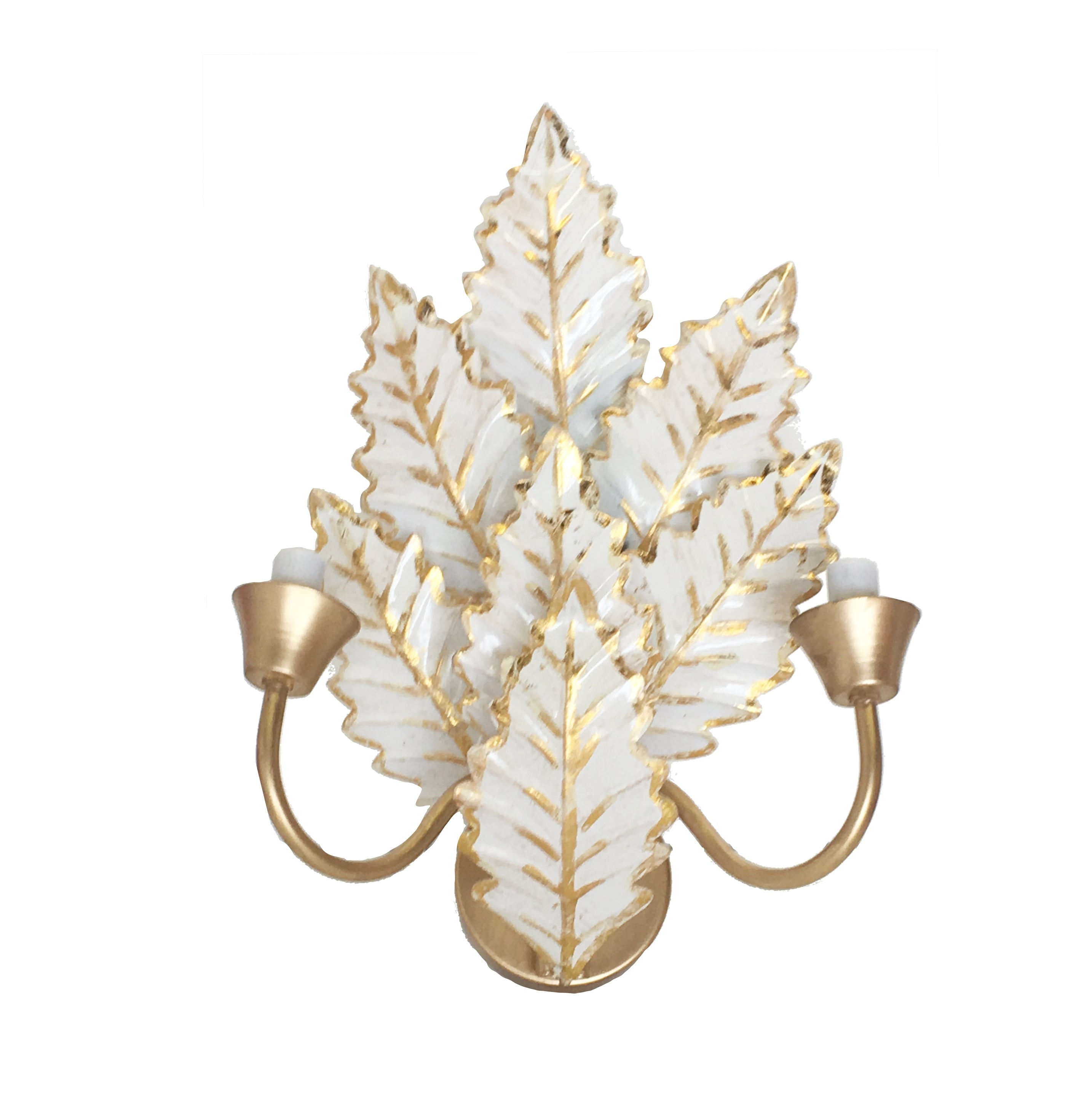 Margot Sconce in White