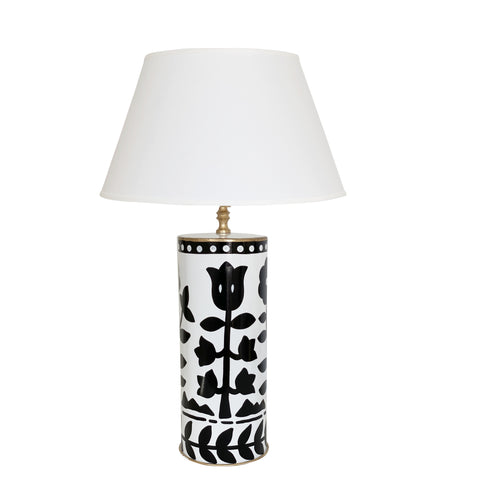 Bertrams Lamp in Black