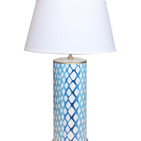 Python in Blue Lamp