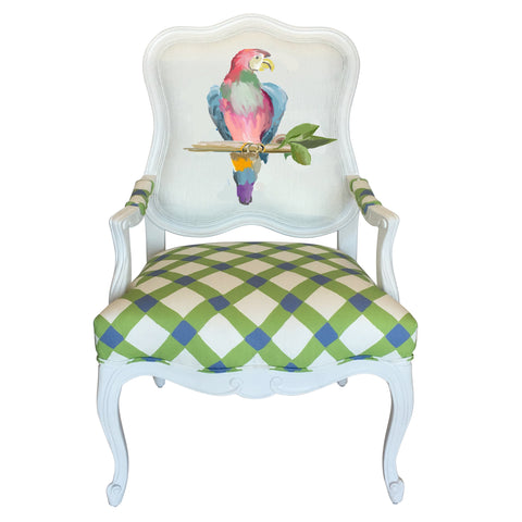 Parrot Chair in Multi