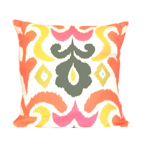 Multi Ikat Pillow