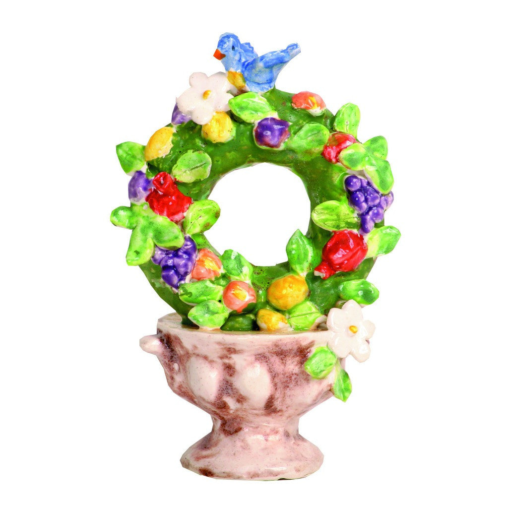 Wreath Topiary